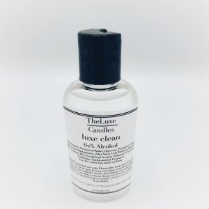 luxe clean hand sanitizer